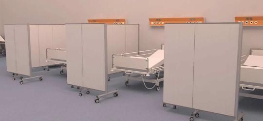 Hastane Paravanları